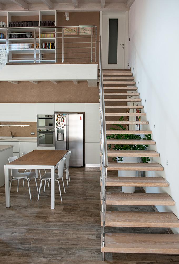 arredamento casa loft moderno verona
