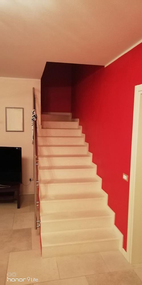 prima e dopo arredamento casa