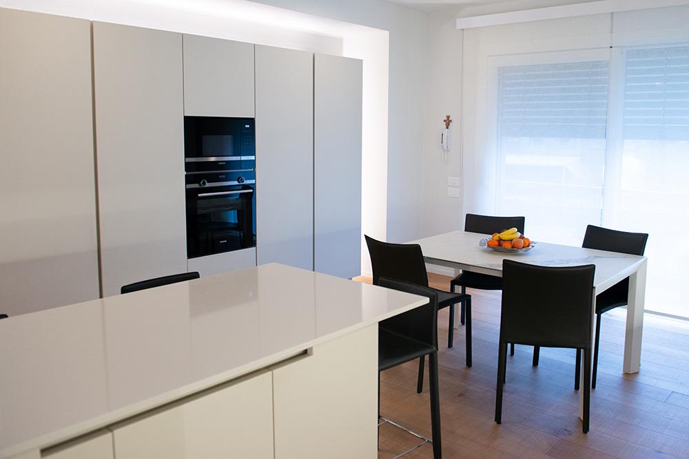 mobili cucina moderna negozio verona