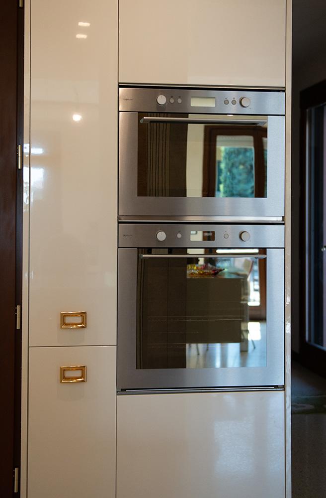 colonna forno cucina verona