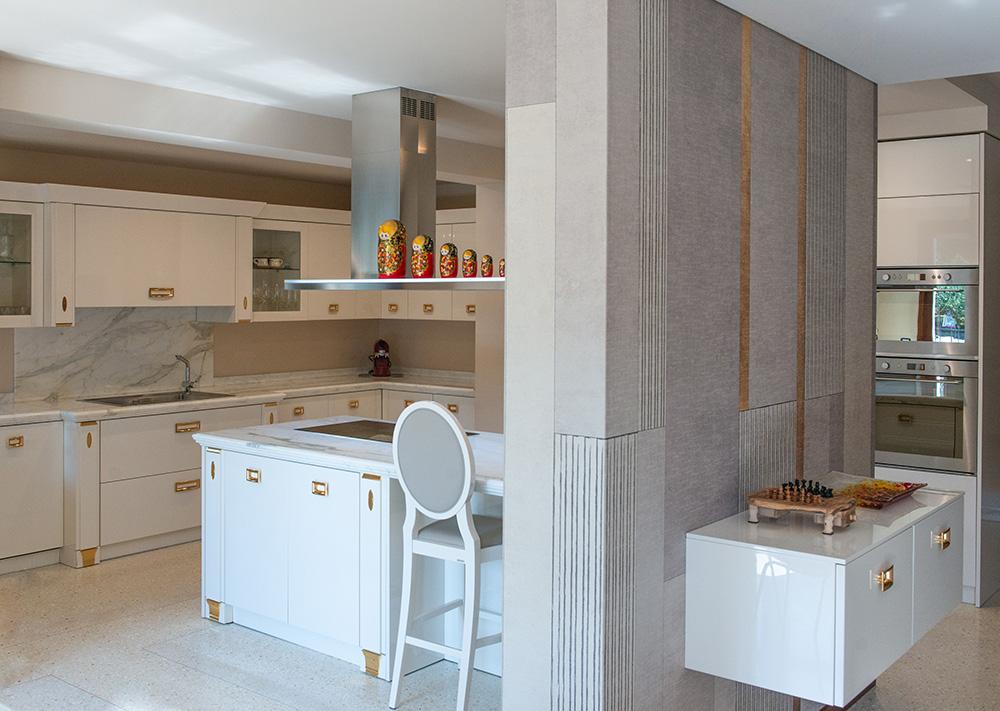 progettazione cucina contemporanea verona