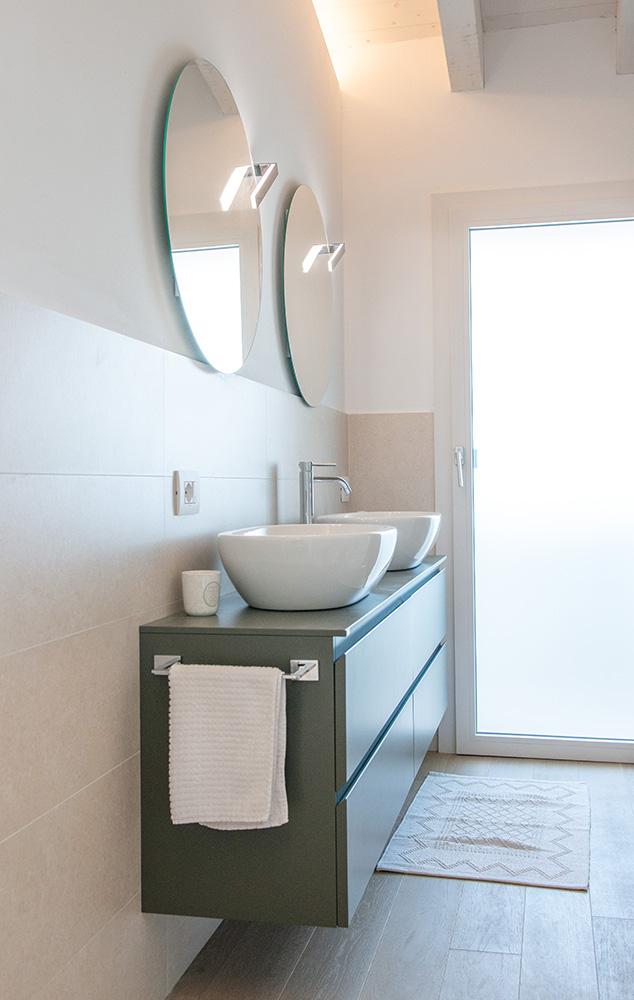 specchi bagno arredamenti verona