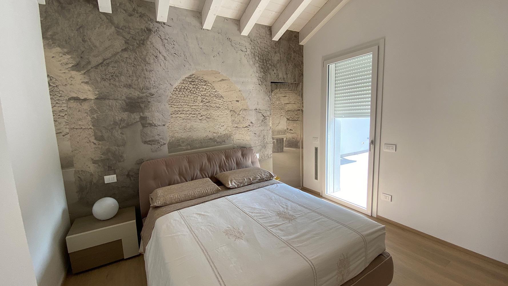 letto moderno casa verona arredamenti tosini