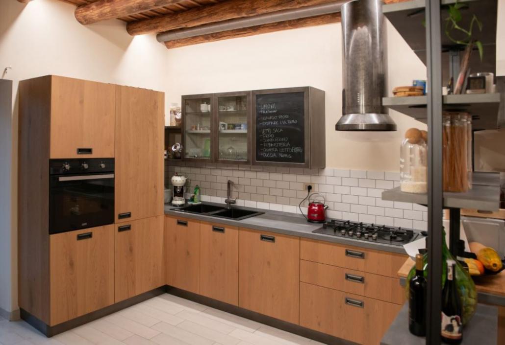 cucina stile industriale verona