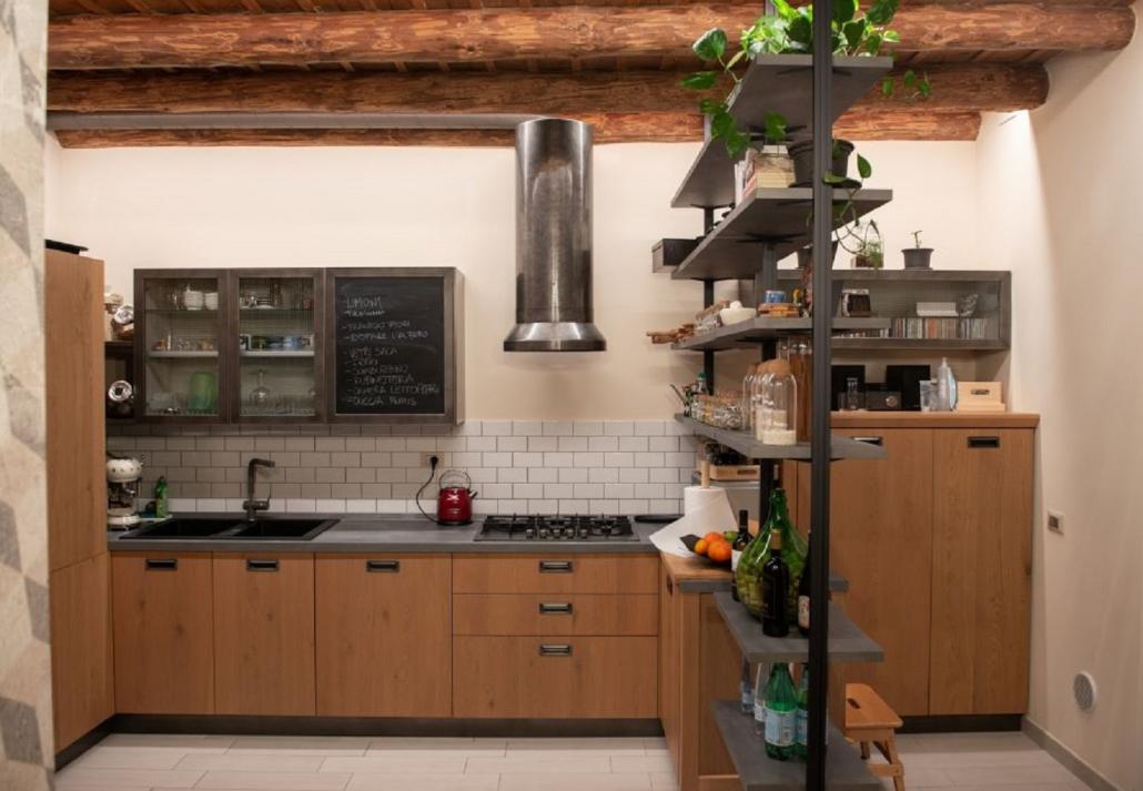 industrial style cucina verona