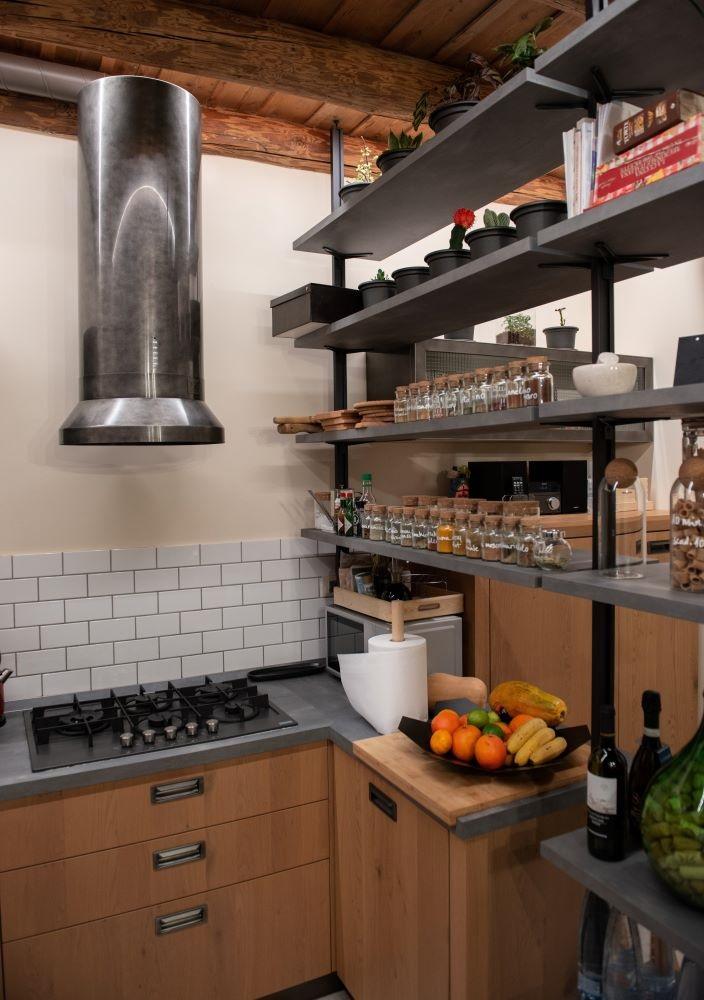 arredamento cucina industriale