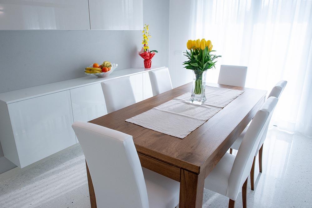 tavolo pranzo legno padova