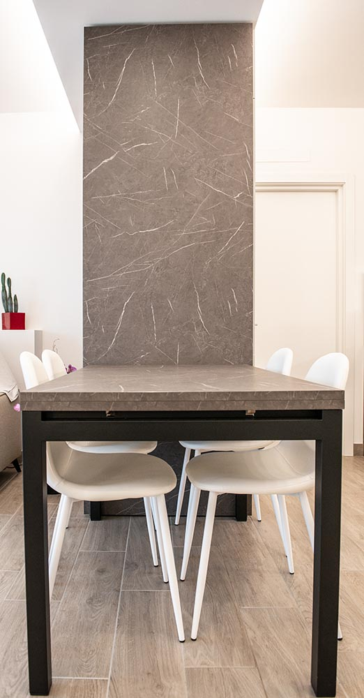 tavolo cucina marmo padova