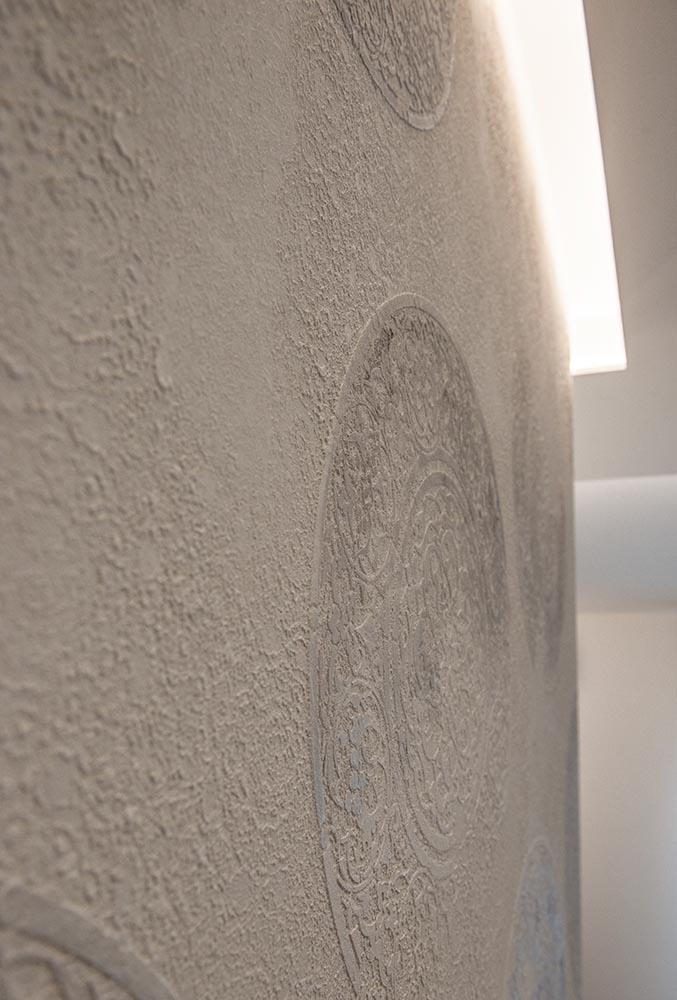 pitturare parete moderna padova