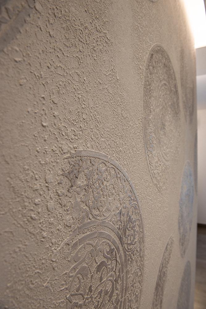 idee dipingere parete ingresso padova