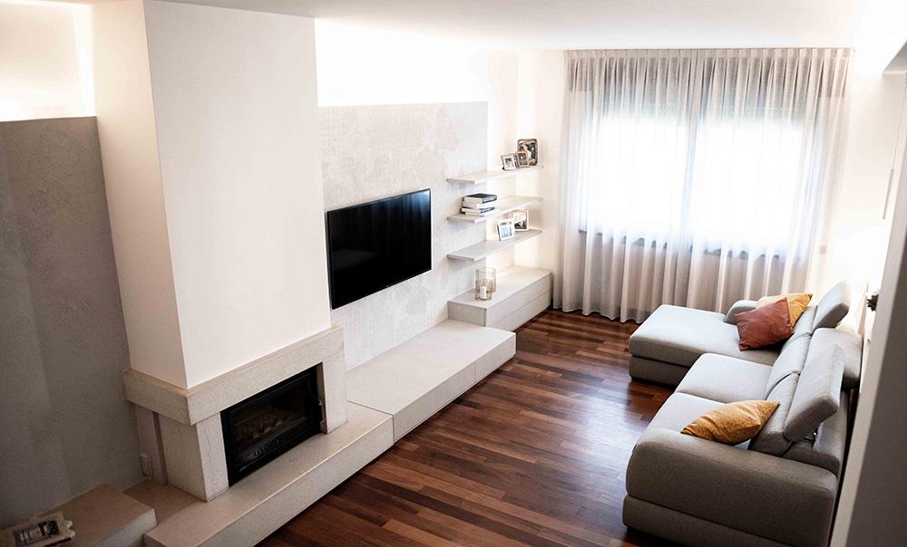mobili moderni soggiorno verona