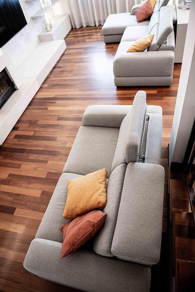 divani moderni soggiorno verona