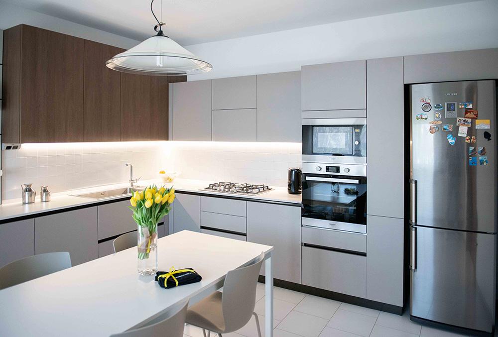 cucina moderna laminato verona