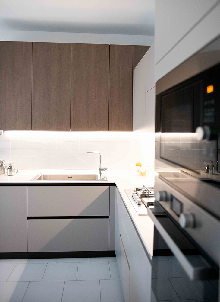 cucina elegante moderna verona