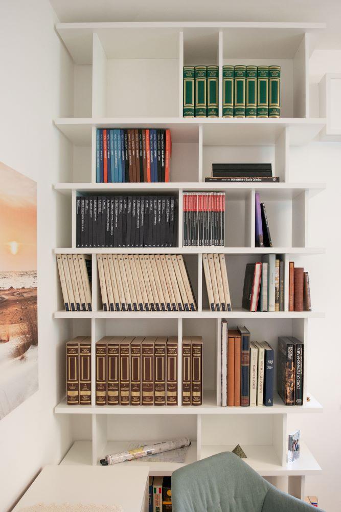 libreria moderna laminato