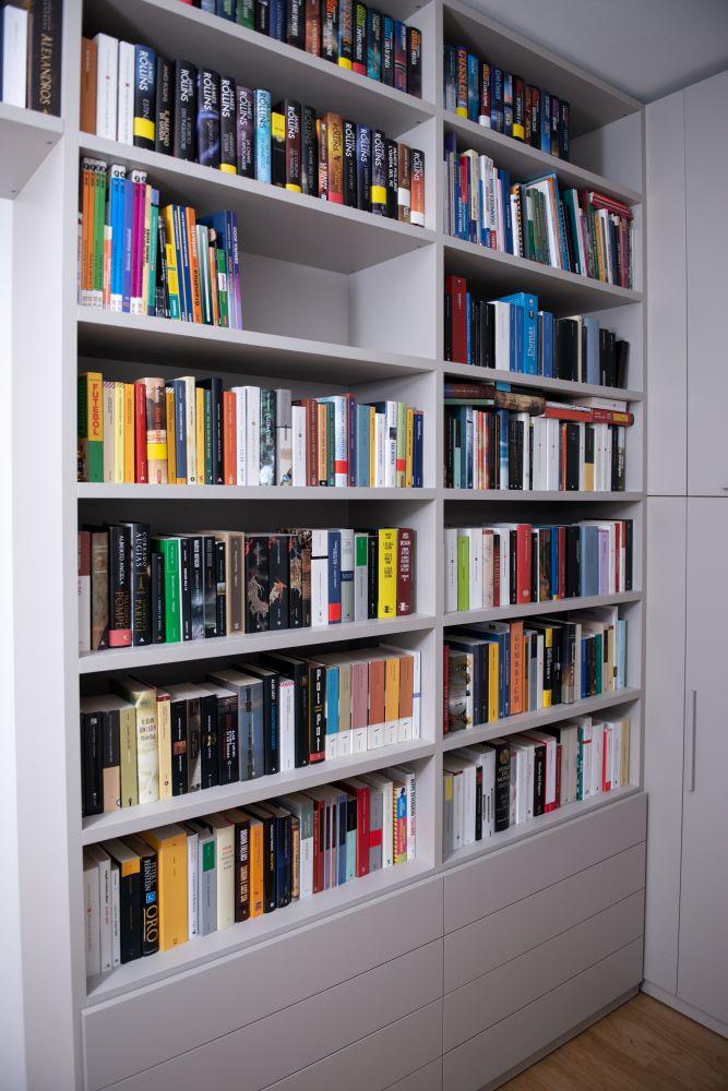 mobili libreria moderna verona
